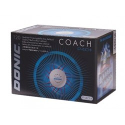 Donic Coach P40+ - Plastik Trainingsball