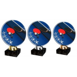 Tischtennis Pokal - Acryl ACL3