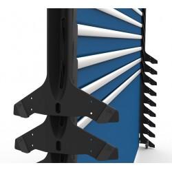 Séparations empilables - Set de 12 pcs de 2m