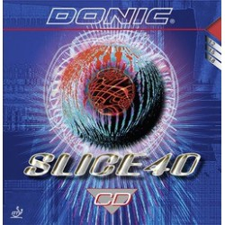 DONIC - Slice 40 CD