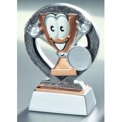 Tischtennis Pokal - Figur LUX