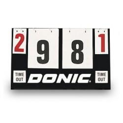 "Donic ""scoreboard"""