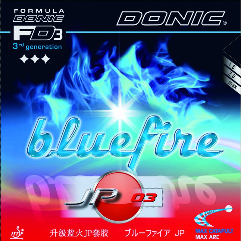 Donic - Bluefire JP 03