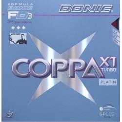 Donic - Coppa X1 Turbo Platin
