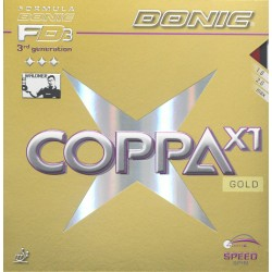 Donic - Coppa X1 Gold